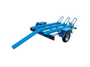 rimorchio per moto da 750 kg