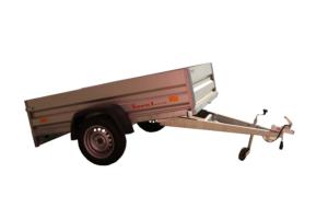 Rimorchio economico trasporto cose 750 kg